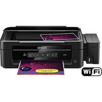 Impressora Multifuncinal Epson L365 + Bulk Ink + 400ml Tinta