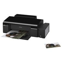 Impressora Epson L800 - Bulk Ink De Fábrica, Imprime Cd/dvd
