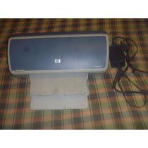 Impressora Hp Deskjet 3845 (com Defeito)