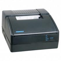Impressora Mecaf Preta Matricial N Fiscal + Cabo Lpt1 X Usb