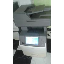 Impressora Multifuncional Lexmark X656 Funcionando!!!