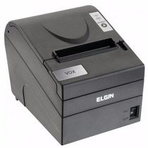Impressora Não Fiscal Térmica Elgin Vox Usb S/ Guilhotina