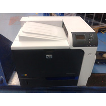 Impressora Hp Color Laserjet Enterprise Cp4525dn A4 Revisada