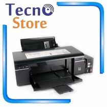 Impressora Epson L800 Bulk Ink De Fábrica Imprime Em Cd Dvd