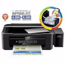 Multifuncional Epson L365 Wifi - Tanque - Frete Gratis -
