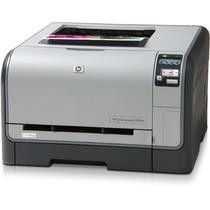 Impressora Hp Color Laserjet Cp1515n - Revisada S/ Toner
