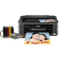 Impressora Xp 214 Epson Multifuncional Com Buk Ink.