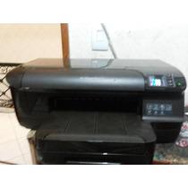 Impressora Hp Officejet 8100 Usada ( Cabeça Entupida )