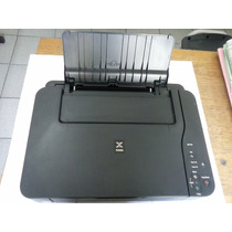 Multifuncional Canon Mp 230 (s/ Cartuchos, Cabo Usb E Cd).