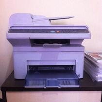 Impressora Multifuncional Laser P&b Samsung Scx 4521f