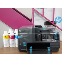Multifuncional Hp 8610 + Bulk Ink + 500ml Tinta Inktec