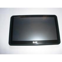 Gps Bak 7009 Tv Gig Cam Ré+fm+bluetooth+128mb Ram