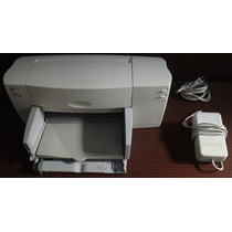 Impressora Hp Deskjet 810c Usada Bem Conservada