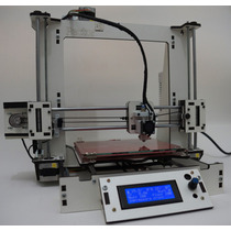 Impressora 3d Montada E Calibrada Com Lcd/leitor Sd