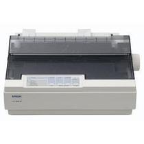 Impressora Matricial Epson Lx 300+ Ii - Revisada Como Nova