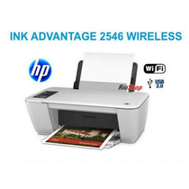 Multifuncional Hp 2546 Wirelless + Cartucho Extra