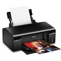 Impressora Espon T50 Stylus Photo T50-lacrada 100% Original.