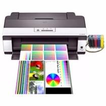 Impressora Sublimática Epson Styles T1110 Cabeça Entupida