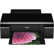 Impressora Epson T50 Stylus Photo Imprimi Cd E Dvd