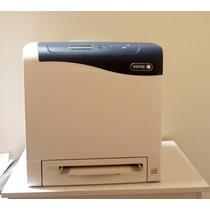 Impressora Laser A4 Colorida Phaser® 6500 + Toners