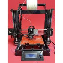Impressora 3d Montada E Calibrada Graber Gtmax3d + Brinde