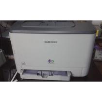 Impressora Laser Color Samsung Clp350 Clp 350 N No Estado
