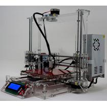 Impressora 3d Montada E Calibrada Frame Em Acrilico
