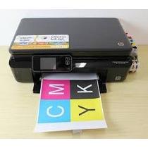 Loucura Impressora Hp 5525 C/ Wi-fi Bulk Ink + 1 Litro Tinta