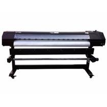 Plotter De Impressão Ft 1800 Eco Solvente Cabeça Dx7
