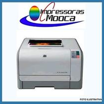 Impressora Laser Color Hp Cp1215 Cp 1215 Cb540 Cb540a