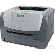 Impressora Laser Lexmark E352dn Duplex Sem Fusor E Cilindro