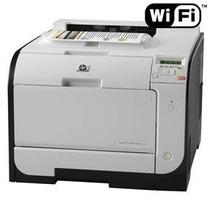 Impressora Hp Laserjet Pro 400 M451dw Color Toner Belt Ok