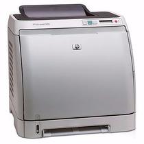 Impressora Laser Colorida Hp 2600n Com Rede - Usada