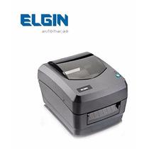 Impressora Térmica Etiquetas Código De Barras Elgin L42 Pt