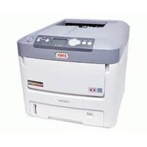 Oki C711wt Impressora Led / Laser Colorida Com Toner Branco