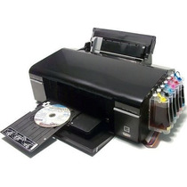 Impressora De Cd E Dvd Epson Stylus T50