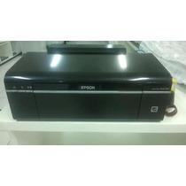 Impressora Epson T50 + Kit Bulk Ink + 600ml Tinta Corante