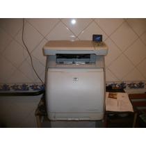 Impressora Multifuncional Colorida Hp Laserjet Cm 1017