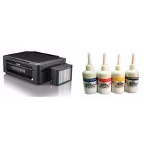 Impressora Epson L365 Ecotank + 520ml De Tinta Sublimática