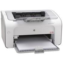Hp Laserjet Mono P1102 Impressora Ce651a#696 Preto/branco