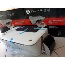 Impressora Multifuncional Hp 2546 + Bulk Ink Elegance 400ml