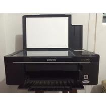 Impressora Epson Stylus Tx 125 Com Bulk Ink