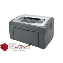 Impressora Lexmark E120 Revisada Com Toner E Foto Novos