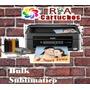 Impressora Xp214 Com Bulk Sublimatico