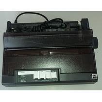 Frete Gratis Impressora Epson Lx-300+ Ii Usb Preta Com Nf-e