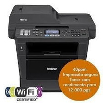 Multifuncional Brother Mfc 8952 Dw ( Gratis Toner 12k )