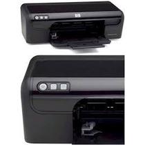 Impressora Hp Deskjet D2460 + Cartuchos + Fonte Alimentação