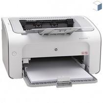 Impressora Mono Laserjet Hp P1102 Branco + Nota Fiscal