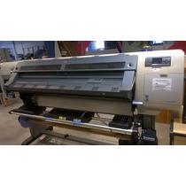 Plotter Hp Designjet L25500 Látex Tecido Papel Adesivo Lona