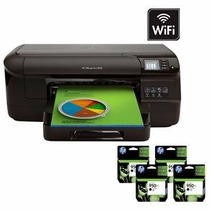 Impressora Hp Jato De Tinta Officejet Pro 8100 Eprinter